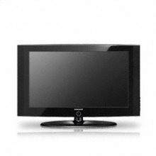 "37"" high-definition LCD TV"