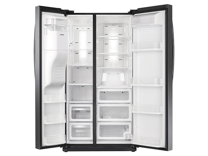 Buy Samsung Refrigerators In Boston Side X Side Rs25h5111sr