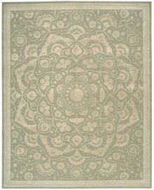 Regal Reg02 Gre Rectangle Rug 7'9'' X 9'9''