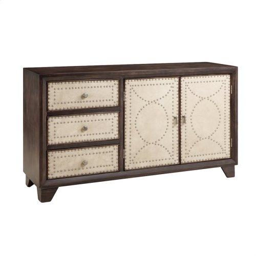 Colette 2-door 3-drawer Cabinet