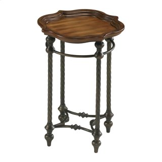 English Oval Side Table