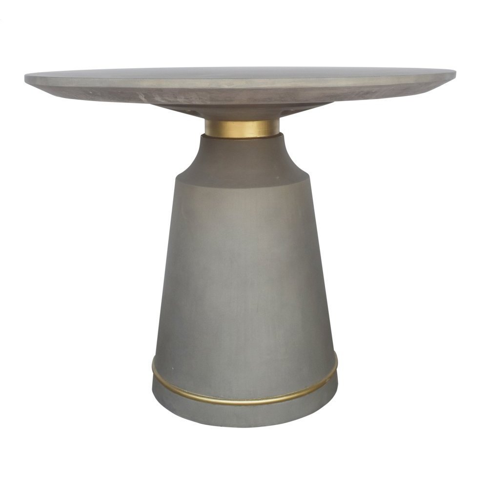 Dumbo Grey Concrete Dining Table