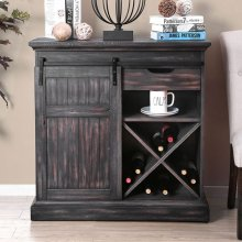Mandy Wine Cabinet