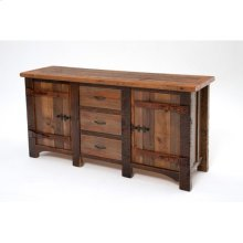 Heritage Shady Bay 2 Door 3 Drawer Buffet-hutch Base Only