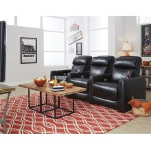 Premier 3PC Reclining Sectional