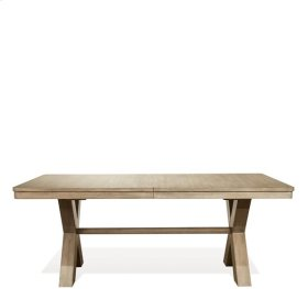 Sophie Table Base 72 lbs Natural finish