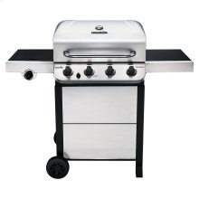 "PERFORMANCE "" 4 BURNER GAS GRILL"