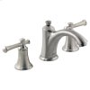 Portsmouth Widespread Bathroom Faucet With Lever Handles  American Standard - Polished Chrome