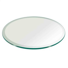 "42"" Round Glass Top"