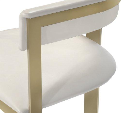 Darcy Dining Chair - Cream