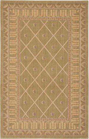 Hard To Find Sizes Ashton House A03f Kiwi Rectangle Rug 3'6'' X 5'6''