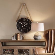 Bartram Wall Clock
