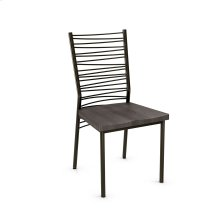 Crescent Chair (wood)