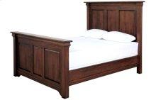 """Panel Queen Bed (63""""/36"""")"""