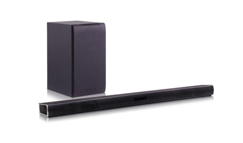 SH4 in by LG in Hanford, CA - 2 1ch 300W Sound Bar with Wireless