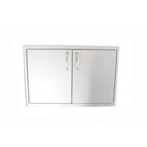Blaze GrillsBlaze Stainless Steel Enclosed Dry Storage Cabinet with Shelf
