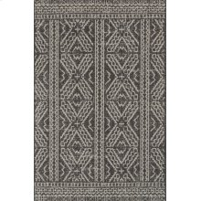 Mh Black / Silver Rug