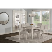 Elder Park 7 Piece Rectangle Dining Set