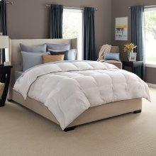 King Luxury White Goose Down Comforter King