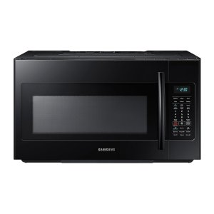 Samsung1.8 cu. ft. Over-the-Range Microwave with Sensor Cooking in Black
