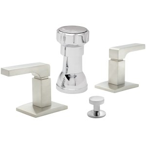 Solimar Bidet Set - Lifetime Satin Gold
