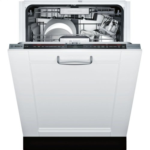 Benchmark® fully-integrated dishwasher 24'' Stainless steel SHV89PW53N