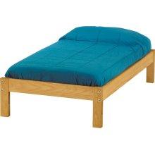 Platform Bed, Twin