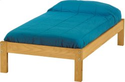 Platform Bed, Twin, extra-long