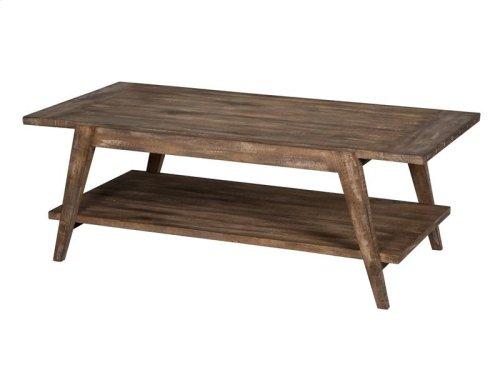 Shelf Cocktail Table