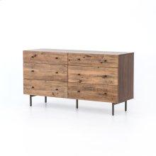 Harlan 6 Drawer Dresser