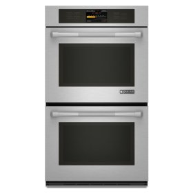 **MODEL CLOSEOUT** Pro Style Stainless Jenn-Air® Double Wall Oven with V2™ Vertical Dual-Fan Convection System, 30""