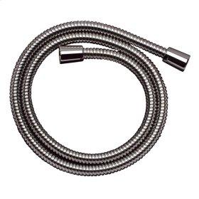 Polished Nickel Metal shower hose 1.25 m
