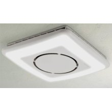 100 CFM 1.5 Sones Fan/Light with Soft Surround LED Lighting Technology ENERGY STAR® Qualified