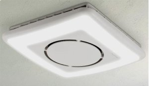 100 CFM 1.5 Sones Fan/Light with Soft Surround LED Lighting Technology ENERGY STAR® Qualified Product Image