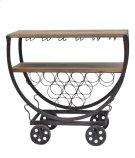 Wine Rack Cart Product Image