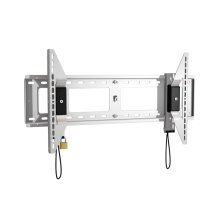 Flexo 100 Large Tilt TV Mount, Silver