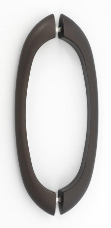 C855 Series Back-to-Back Pull G855-8 - Chocolate Bronze