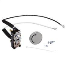 Thermostat Kit, For Kickspace Heaters, 120/240 Vac, 12.5 amps. Temperature Range 40°-130° F