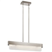 Serene Collection Serene LED Linear Chandelier CLP