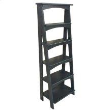 Ladder Shelf - Black