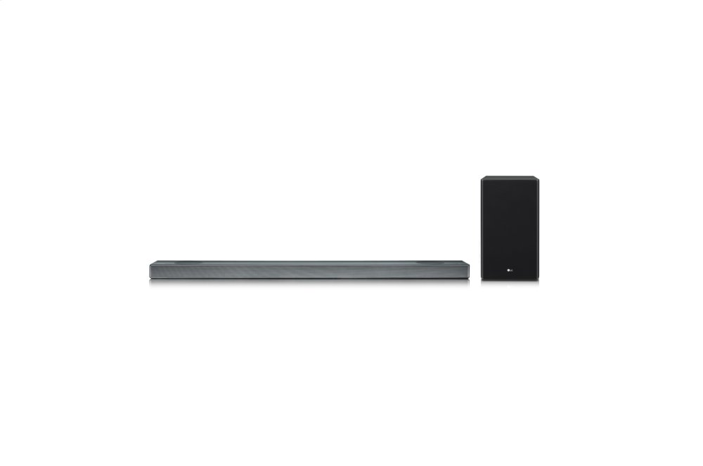 LG SL9Y 4.1.2 Channel Sound Bar w/ Meridian Technology & Dolby Atmos