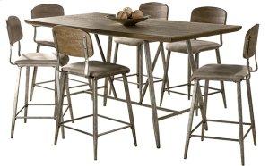 Adams 7-piece Counter Height Dining Set