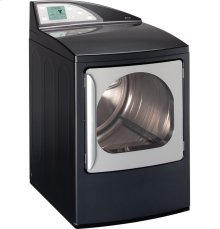 GE Profile Harmony 7.3 Cu. Ft. Capacity King-size Electric Dryer with Stainless Steel Drum