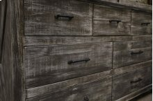 Stone Creek Industrial 6 Drawer Chest