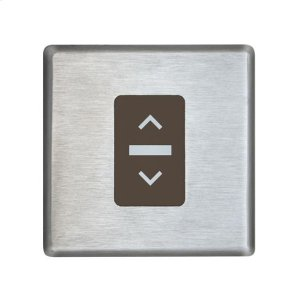 BestRemote Up/Down Control Stainless Steel