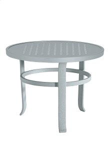 "Boulevard 24"" Round Tea Table"