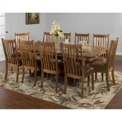 Sedona Trestle Table W/ 2 Leaves