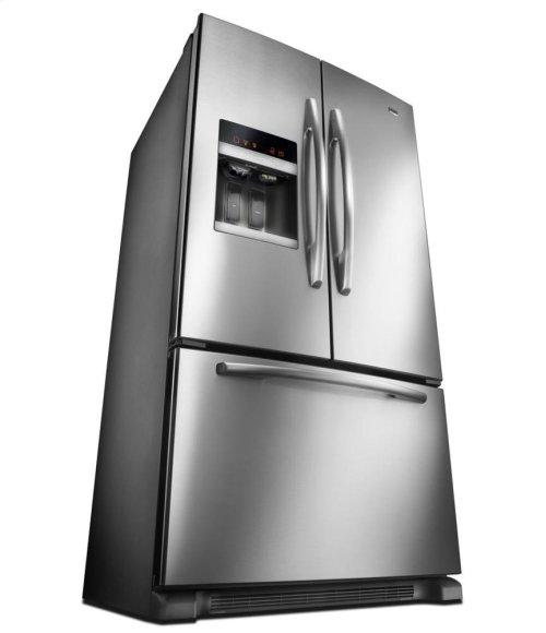 Ice2O® Bottom Freezer Refrigerator with FreshLock Crispers