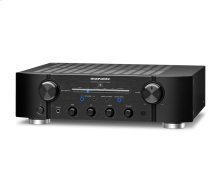 Integrated Amplifier with new Phono-EQ
