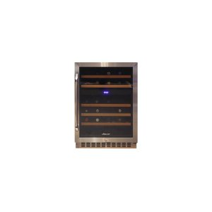 "DacorRenaissance 24"" Wine Cellar - Single Zone with Left Door Hinge"